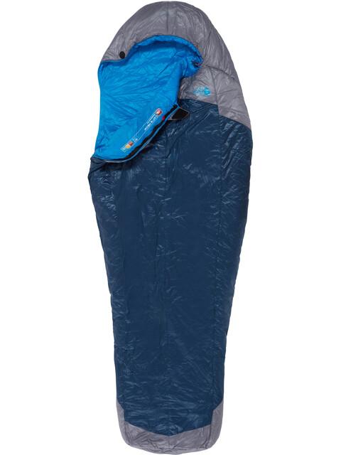 The North Face Cat's Meow Sleeping Bag regular, blue wing teal/zinc grey